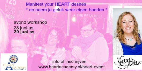 Flyer workshop 28 en 30 juni as