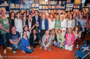Heart Academy event 17 juni 2015 in boekhandel